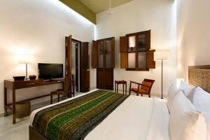 Villa Shanti - A Heritage Hotel, Hotels  Pondicherry - big - 5