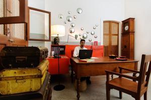 Villa Shanti, Hotels  Pondicherry - big - 42