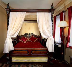 Dersaadet Hotel Istanbul, Отели  Стамбул - big - 67