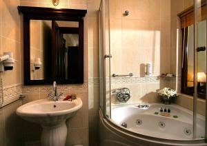 Dersaadet Hotel Istanbul, Отели  Стамбул - big - 7