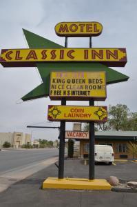 Classic Inn Motel, Motely  Alamogordo - big - 25