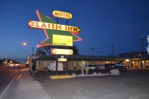 Classic Inn Motel, Motely  Alamogordo - big - 1