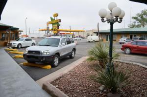 Classic Inn Motel, Motely  Alamogordo - big - 40