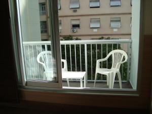 Alex Rio Flats Studio with Balcony, Apartmanok  Rio de Janeiro - big - 13