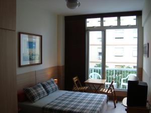 Alex Rio Flats Studio with Balcony, Apartmanok  Rio de Janeiro - big - 1