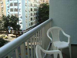Alex Rio Flats Studio with Balcony, Apartmanok  Rio de Janeiro - big - 17