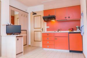 Residence Olympia, Апарт-отели  Добьяко - big - 12