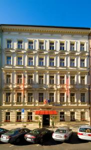 Hotel Malá Strana, Hotel  Praga - big - 1