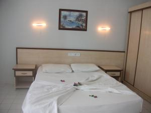 Delphin Hotel Side, Szállodák  Side - big - 44