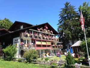 Hotel Caprice - Grindelwald, Hotely  Grindelwald - big - 79