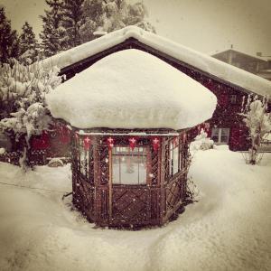 Hotel Caprice - Grindelwald, Hotely  Grindelwald - big - 90
