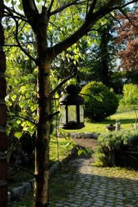 B&B Le Manoir d'Ange, Bed and breakfasts  Ferrières - big - 40