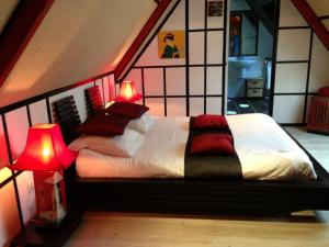 Le Domaine de Saint-Thomin, Bed & Breakfasts  Nostang - big - 44