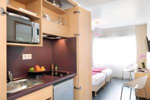 Appart'City Confort Paris Rosny-sous-Bois, Aparthotely  Rosny-sous-Bois - big - 9