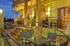Epavlis Eleftheriadi, Hotels  Paralia Katerinis - big - 40