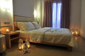 Epavlis Eleftheriadi, Hotels  Paralia Katerinis - big - 17