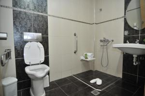 Epavlis Eleftheriadi, Hotels  Paralia Katerinis - big - 18