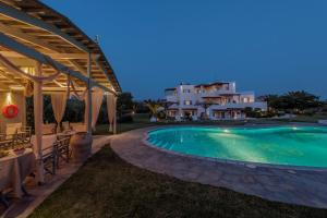Ammos Naxos Exclusive Apartments & Studios, Апарт-отели  Наксос - big - 95