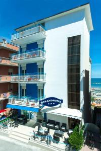 Strand Hotel, Hotels  Gabicce Mare - big - 26