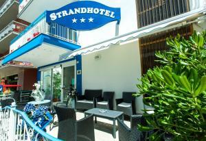 Strand Hotel, Hotels  Gabicce Mare - big - 139