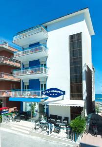 Strand Hotel, Hotels  Gabicce Mare - big - 164