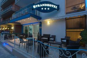 Strand Hotel, Hotels  Gabicce Mare - big - 23