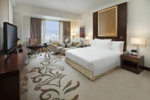 Executive King Room with Lounge Access