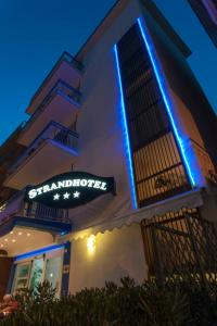 Strand Hotel, Hotels  Gabicce Mare - big - 137