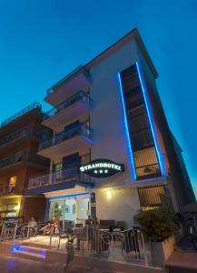 Strand Hotel, Hotels  Gabicce Mare - big - 171
