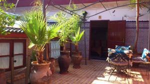 Ryad Bab Berdaine, Riads  Meknès - big - 86