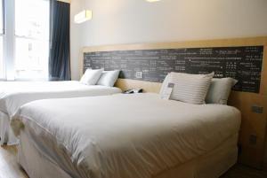Deluxe-værelse med 2 queensize-senge