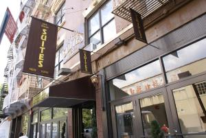 Off SoHo Suites Hotel, Hotely  New York - big - 31