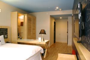 Deluxe-værelse med kingsize-seng - ikkeryger