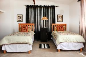 Chalet mit 2 Schlafzimmern - 2 - Hof