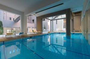 Aquila Atlantis Hotel, Hotely  Herakleion - big - 39