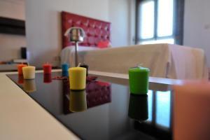 Apartamentos Turisticos Veladiez, Ferienwohnungen  La Lastrilla - big - 20