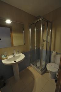 Apartamentos Turisticos Veladiez, Ferienwohnungen  La Lastrilla - big - 22