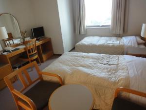 Hiroshima International Youth House JMS Aster Plaza, Отели  Хиросима - big - 23