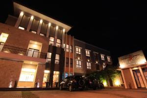 Jentra Dagen Hotel Malioboro, Hotel  Yogyakarta - big - 21