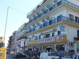 Angelos Hotel, Hotels  Agios Nikolaos - big - 31