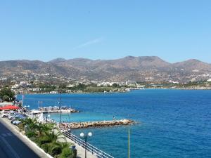 Angelos Hotel, Hotels  Agios Nikolaos - big - 8