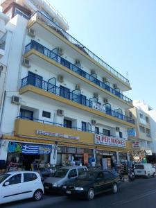 Angelos Hotel, Hotels  Agios Nikolaos - big - 32