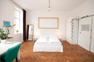 Viennaflat Apartments - Franzensgasse, Apartmány  Vídeň - big - 54