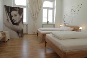 Viennaflat Apartments - Franzensgasse, Apartmány  Vídeň - big - 8