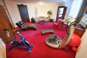 Brioni Suites, Aparthotels  Ostrava - big - 37