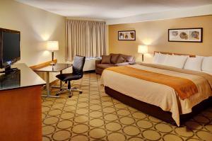 Suite med king-size-seng