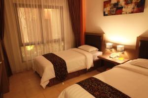 Jentra Dagen Hotel Malioboro, Hotel  Yogyakarta - big - 3