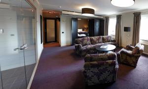Clarion Collection Hotel Slottsparken, Szállodák  Linköping - big - 20