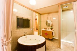 Tian Xia Ju Motel, Motels  Yilan City - big - 13