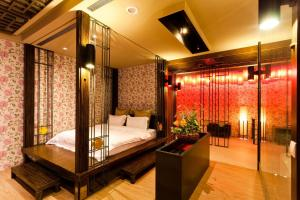 Tian Xia Ju Motel, Motels  Yilan City - big - 34